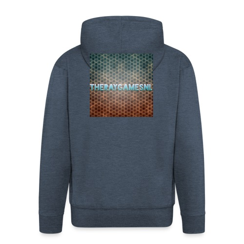 TheRayGames Merch - Men's Premium Hooded Jacket