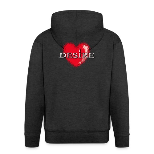Desire Nightclub - Men's Premium Hooded Jacket
