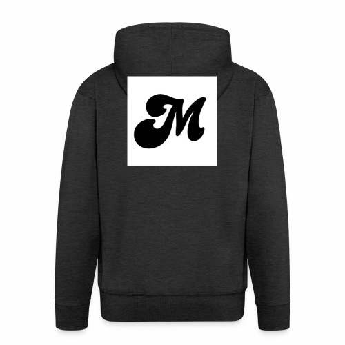 M - Men's Premium Hooded Jacket