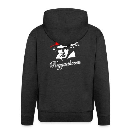 Reggaethoven - Chaqueta con capucha premium hombre