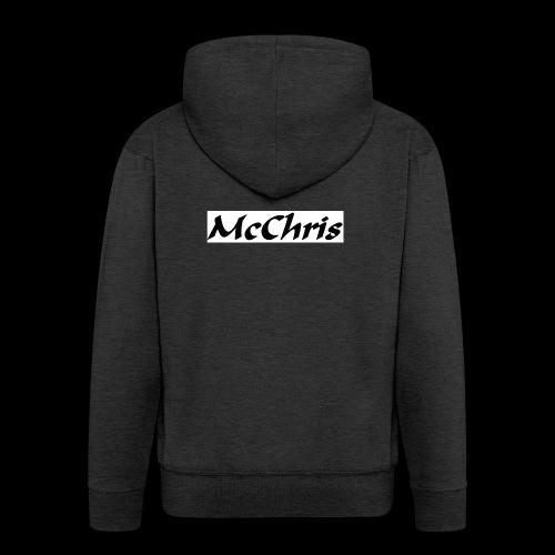 MCCHRIS - Männer Premium Kapuzenjacke