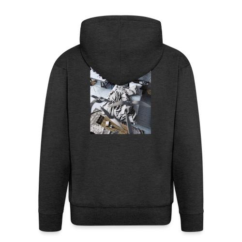 Design VIB PARIS Interior Collection - Veste à capuche Premium Homme