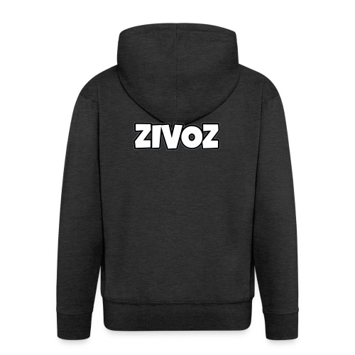ZIVOZMERCH - Men's Premium Hooded Jacket