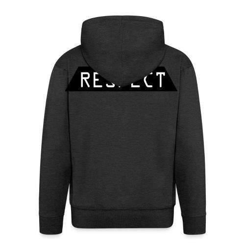 Respect - Premium Hettejakke for menn