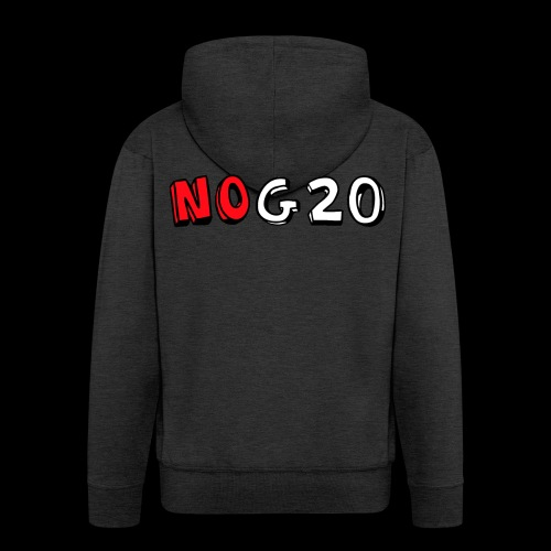 NOG20 - Männer Premium Kapuzenjacke