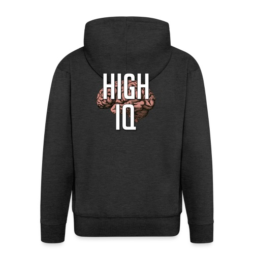XpHighIQ - Veste à capuche Premium Homme