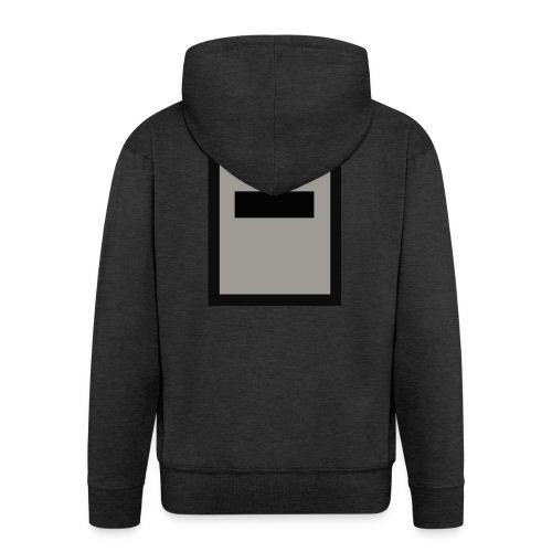 LAMOND- G collection no.7 Divide - Men's Premium Hooded Jacket
