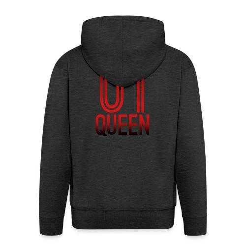 Queen Hoodie - Männer Premium Kapuzenjacke