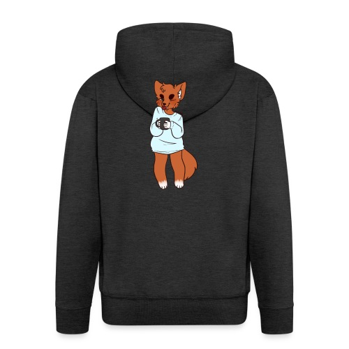 Remorgue's Avery - Men's Premium Hooded Jacket
