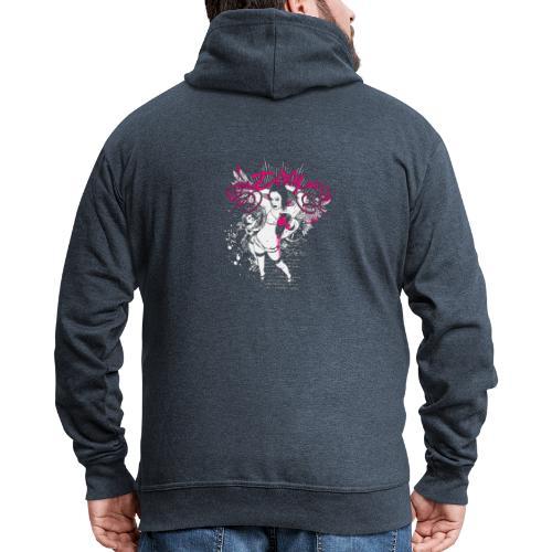 neu101 - Chaqueta con capucha premium hombre