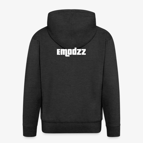 EMODZZ-NAME - Men's Premium Hooded Jacket