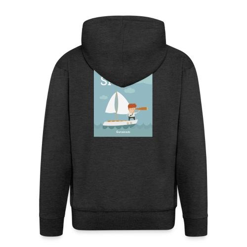 Camiseta Toda Aventura de Wanaleads - Chaqueta con capucha premium hombre