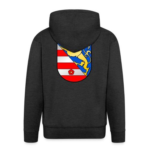 Lienz Wappen Shirt - Männer Premium Kapuzenjacke