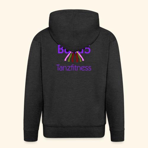 Baila5 Tanzfitness violet - Männer Premium Kapuzenjacke