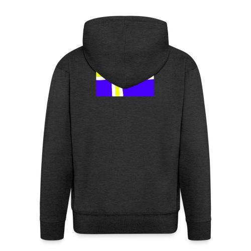 SwedishFlag Caps - Premium Hettejakke for menn