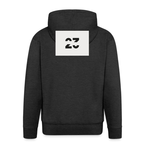 Numéro 23 - Veste à capuche Premium Homme