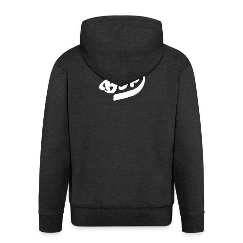 BGP T-Shirt Zwart - Mannenjack Premium met capuchon
