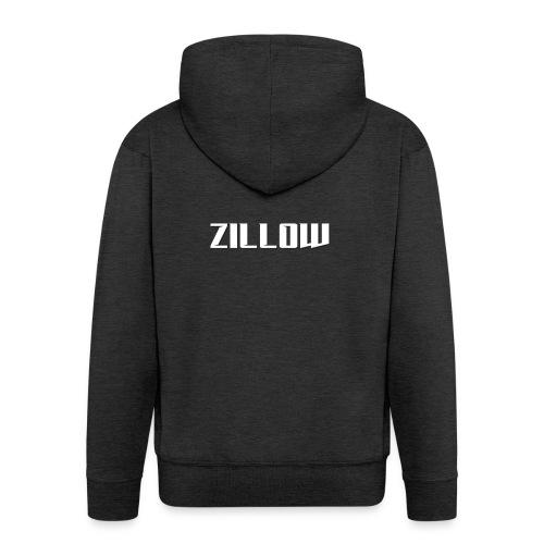 Zillow - Men's Premium Hooded Jacket
