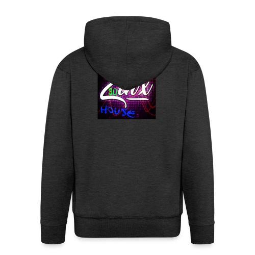 Zinx Merch - Men's Premium Hooded Jacket