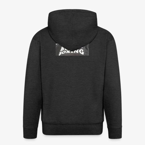 Bunn Boxing - Männer Premium Kapuzenjacke