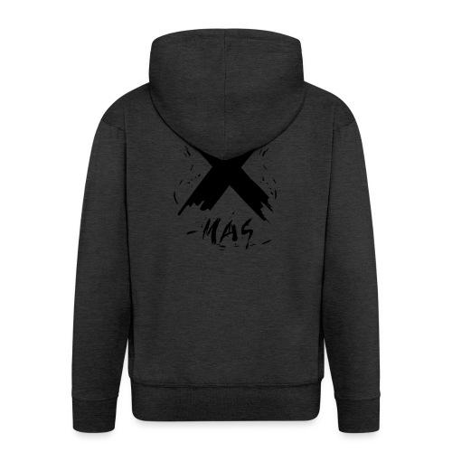 X-mas Merry Christmas - Männer Premium Kapuzenjacke
