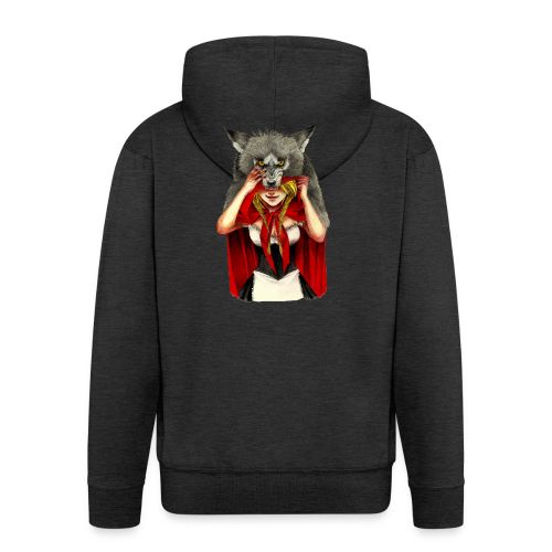 Little Red Riding Hood - Chaqueta con capucha premium hombre
