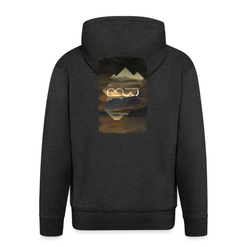 Men's shirt Album Art - Men's Premium Hooded Jacket