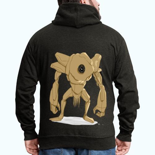 Cyclops - Men's Premium Hooded Jacket