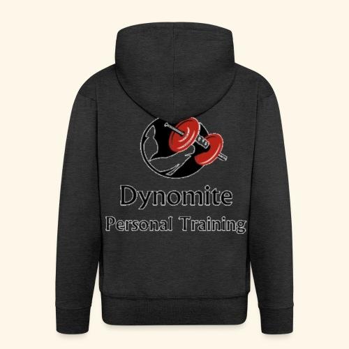 Dynomite Personal Training - Men's Premium Hooded Jacket