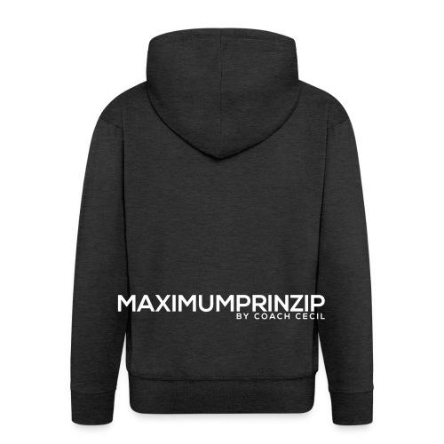 MP Logo - Männer Premium Kapuzenjacke