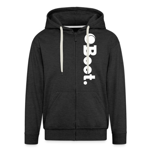 bootlogovector - Men's Premium Hooded Jacket