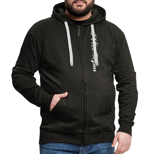 PrizeTopia - Men's Premium Hooded Jacket