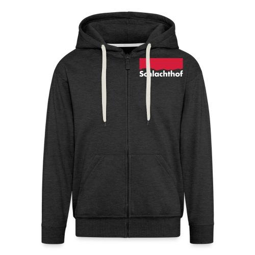 sh logo farb - Männer Premium Kapuzenjacke