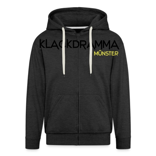 Klackdramma - Männer Premium Kapuzenjacke