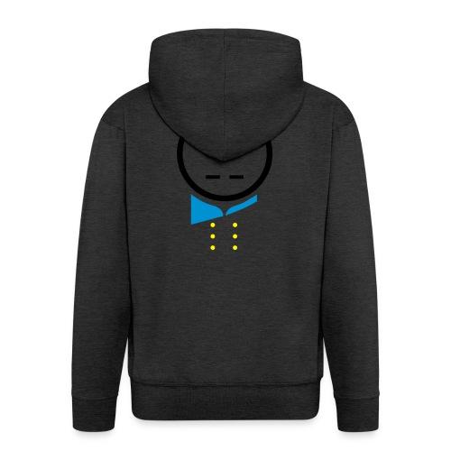 Japan Page Boy - Men's Premium Hooded Jacket