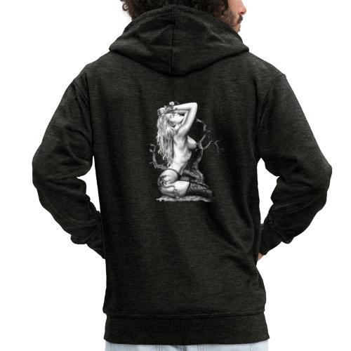 VENUS - Veste à capuche Premium Homme