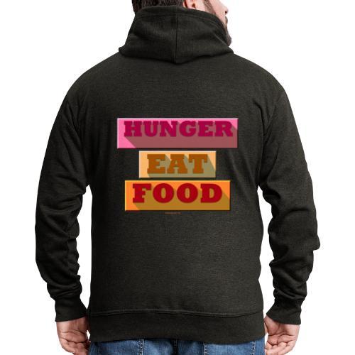 Hunger TShirt - Veste à capuche Premium Homme