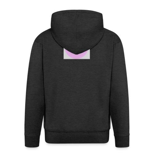 lukewarm logo - Men's Premium Hooded Jacket