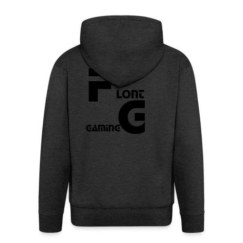 Flont Gaming merchandise - Mannenjack Premium met capuchon