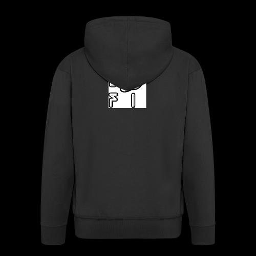 PLANET LOFI - Men's Premium Hooded Jacket