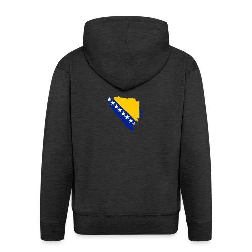 Bosnia and Hercegovina - Herre premium hættejakke