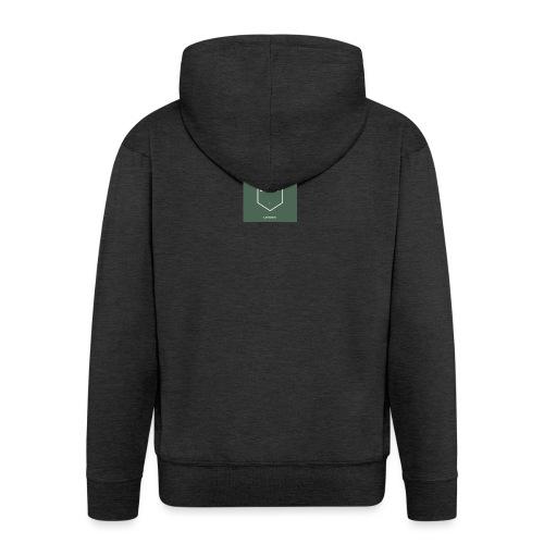 GINN - Men's Premium Hooded Jacket