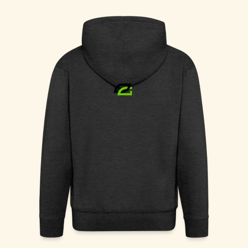 OG Designs Official Merch - Men's Premium Hooded Jacket