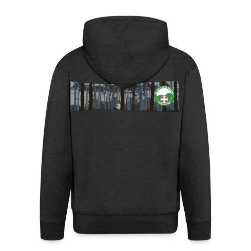 HANTSAR Forest - Men's Premium Hooded Jacket