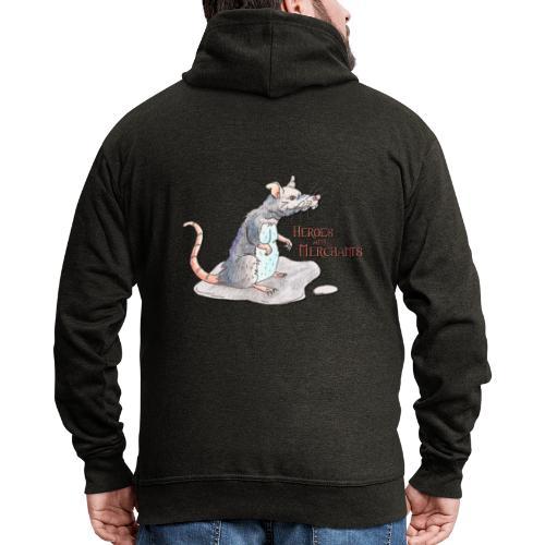 Rat - Männer Premium Kapuzenjacke