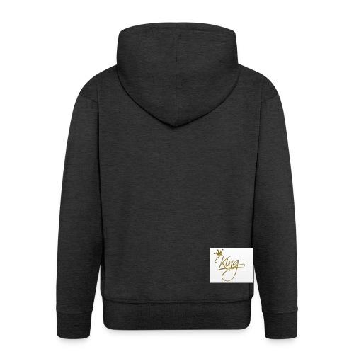 King wears - Men's Premium Hooded Jacket