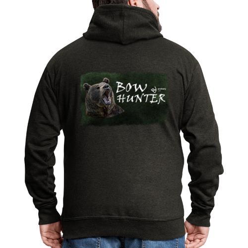 Bowhunter - Männer Premium Kapuzenjacke