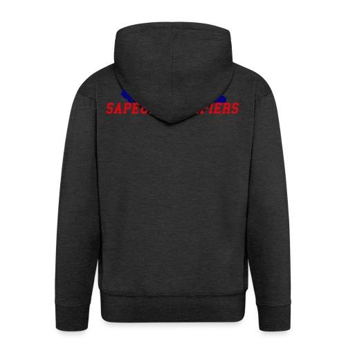 sappompier - Veste à capuche Premium Homme