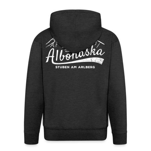 Albonaska - Men's Premium Hooded Jacket