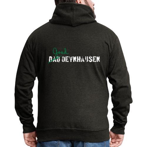 Good Oeynhausen- jetzt auch in Weiß - Männer Premium Kapuzenjacke